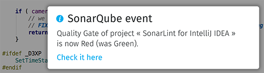 6 7 LTS Features | SonarQube